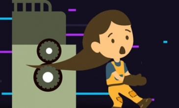 animasyon iş güvenliği filmi